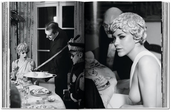 Rose - c'est Paris, Bettina Rheims/Serge Bramly Dinner