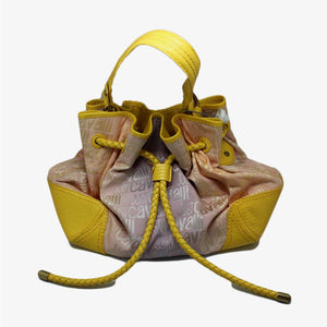 Bolso amarillo Just Cavalli