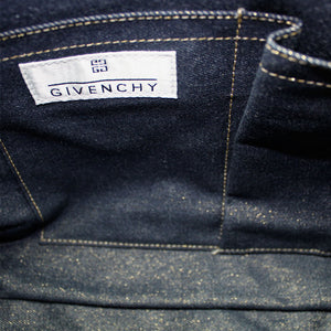 Bolso Jeans y Pailletes Givenchy
