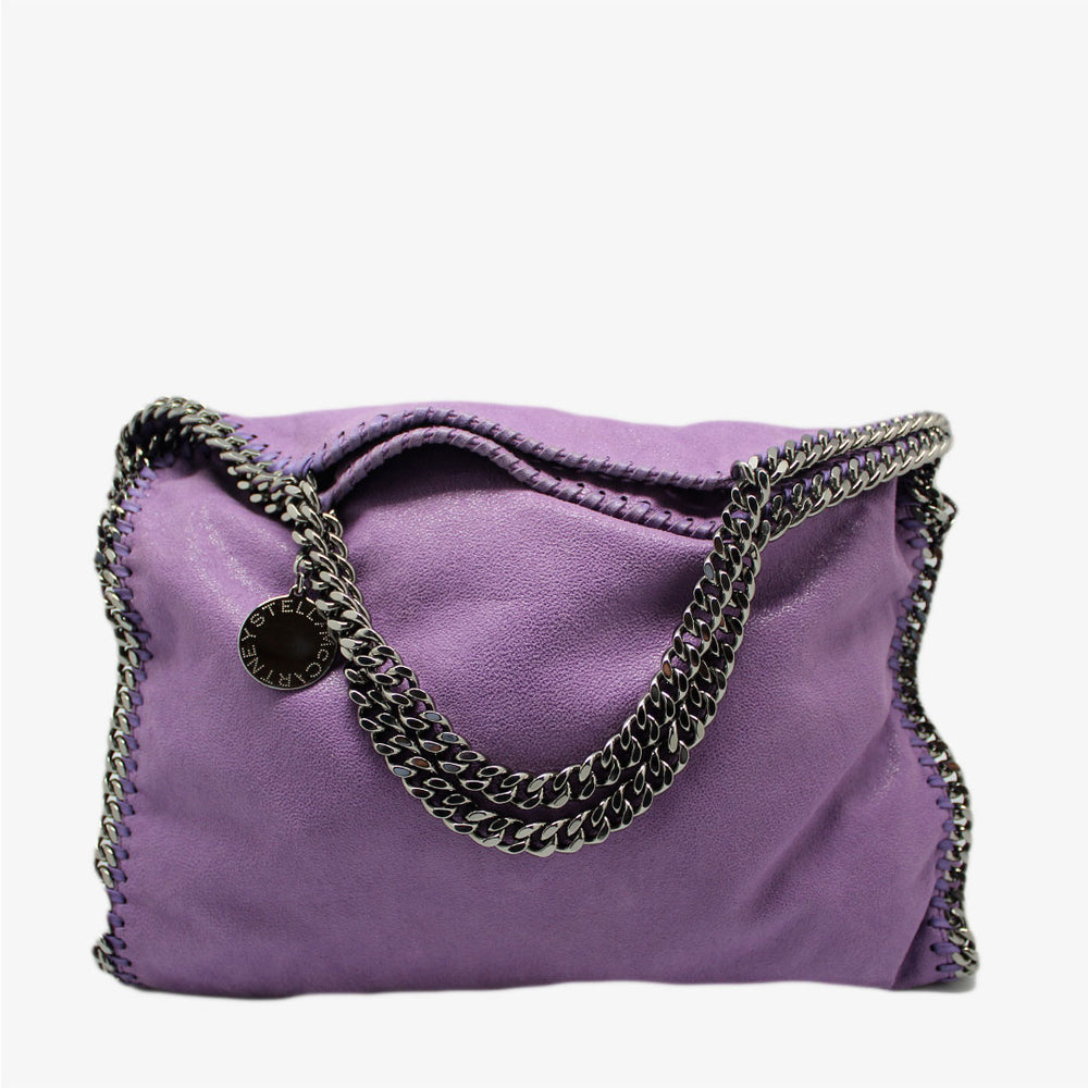 Bolso morado Stella McCartney