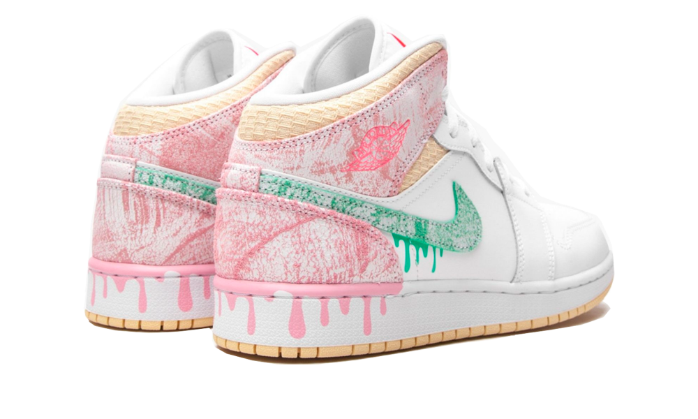 Jordan 1 MID Ice Cream
