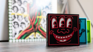 Keith Haring SoundQube Wireless Speaker