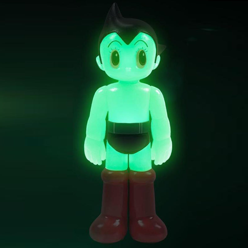 ToyQube US Exclusive Astro Boy PVC Color Opened Eye GID