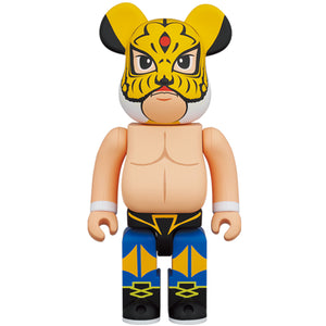 BE@RBRICK First Generation TIGER MASK 400%