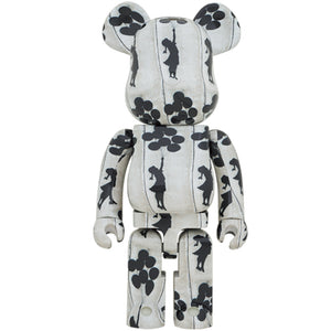 BE@RBRICK Flying Balloons Girl 1000%