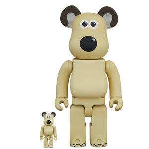 BE@RBRICK GROMIT 100% & 400% SET