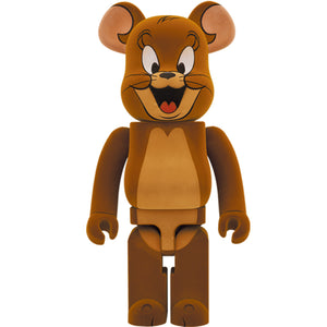 BE@RBRICK JERRY Flocked Ver. 1000%