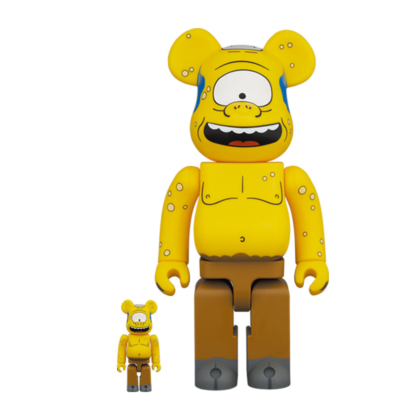 BE@RBRICK SIMPSONS CYCLOPS 100% & 400% SET