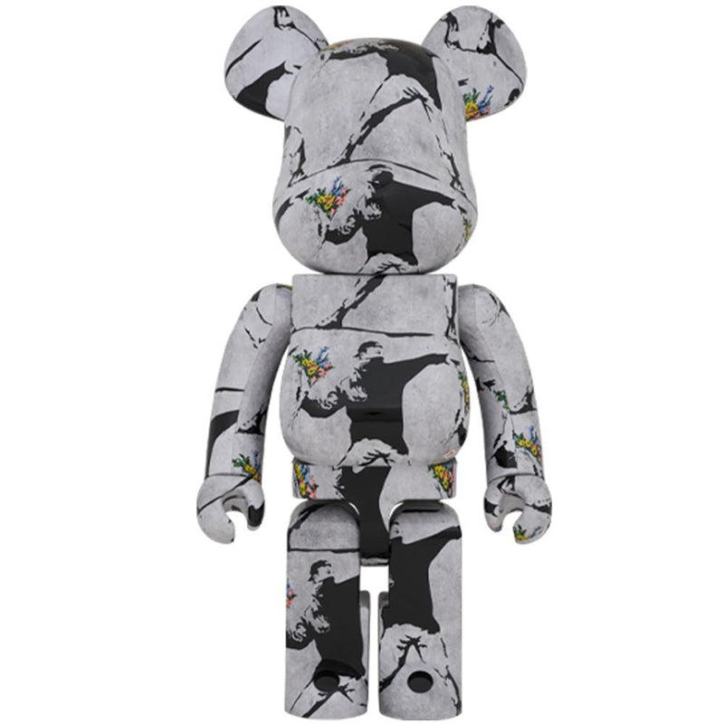 BE@RBRICK FLOWER BOMBER 1000%