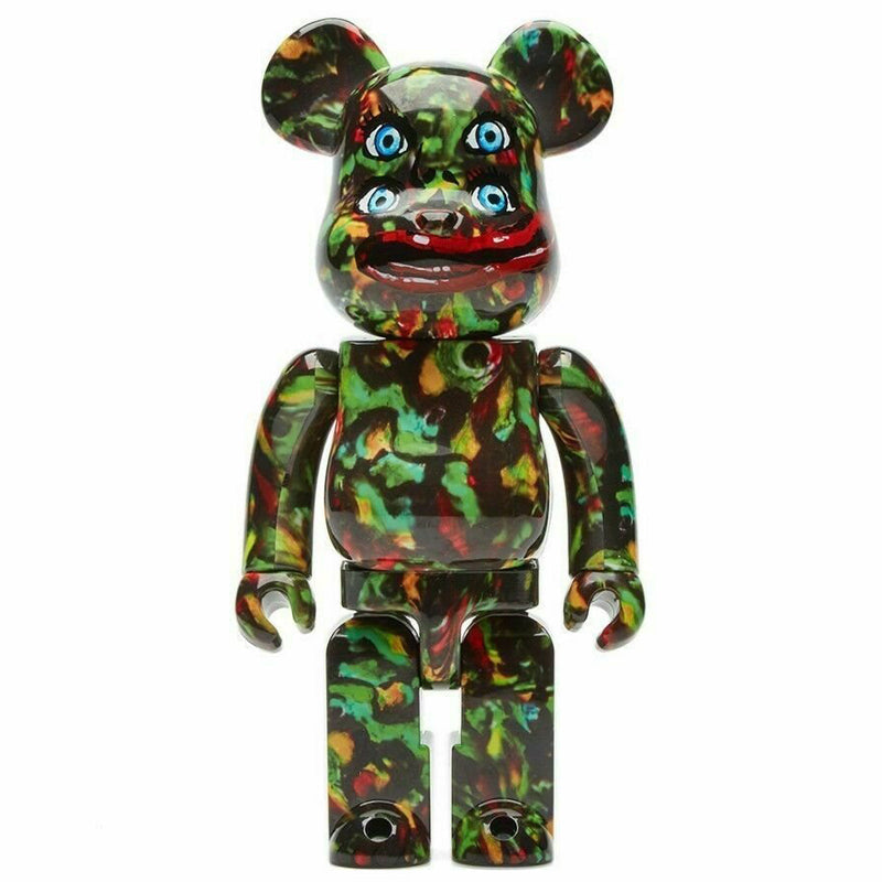 BE@RBRICK NAGNAGNAG YOTSUME FOUR EYES 400%