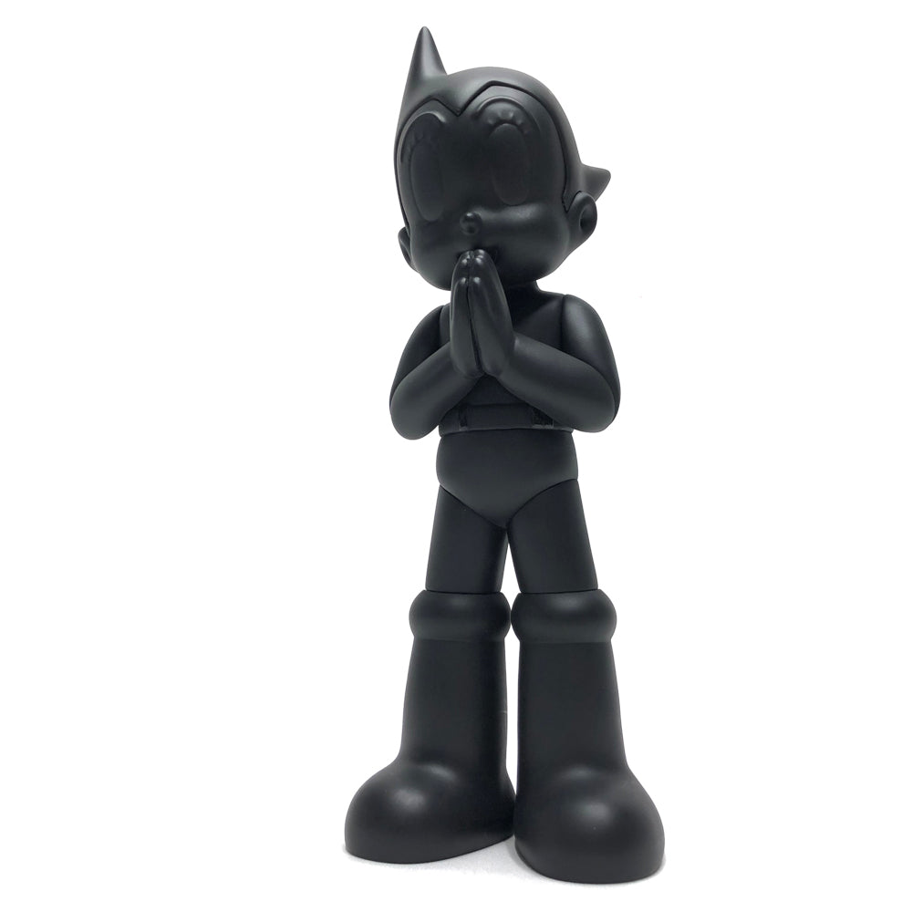 Astro Boy Greeting BLACK
