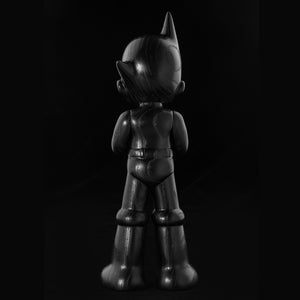 Astro Boy Greeting - Black Wooden