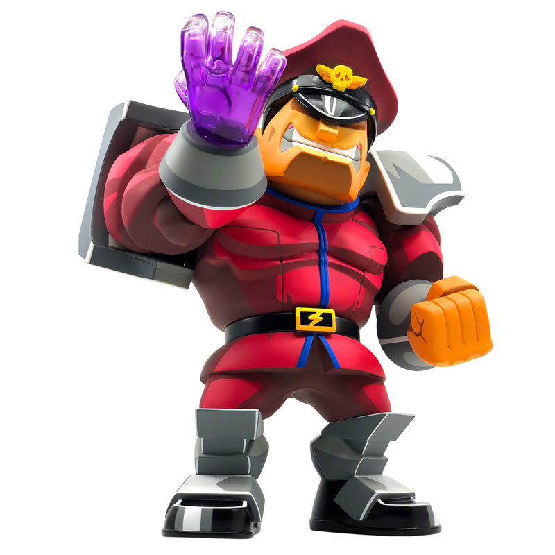BULKYZ M. Bison - Red Version