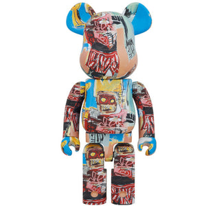 BE@RBRICK Jean Michel Basquiat Vol.6 1000%