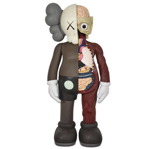 KAWS Dissected Companion 5YL | Brown