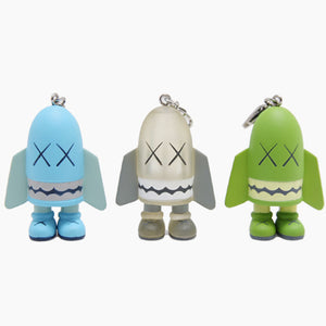 KAWS BLITZ KEYCHAIN SET of 3