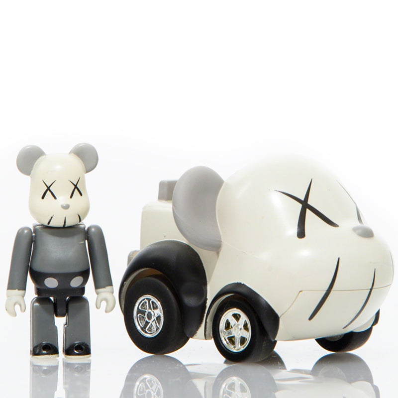 KAWS BE@RBRICK x TAKARA TOMY | Brown