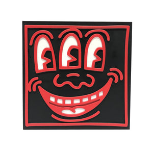 Keith Haring SoundQube - Black