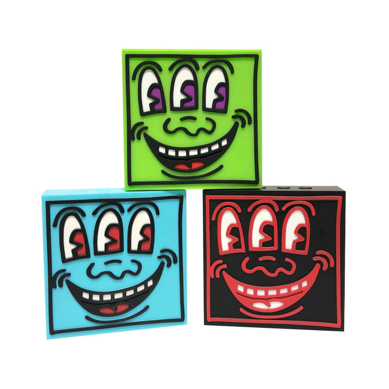 Keith Haring SoundQube - Set of 3