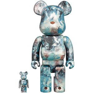 BE@RBRICK Pushead 100% & 400% Set
