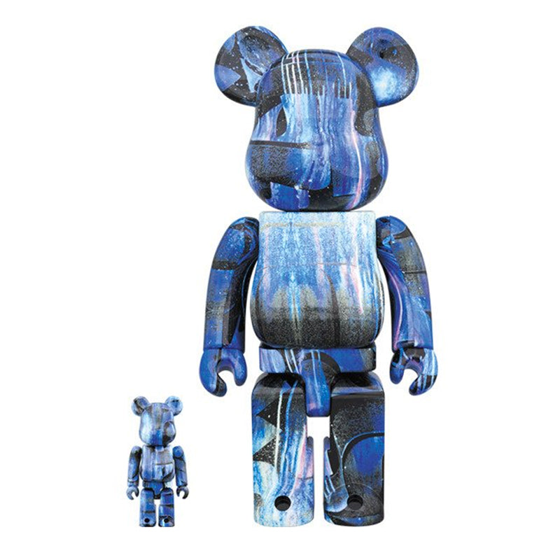 BE@RBRICK ROSTARR 100% & 400% Set