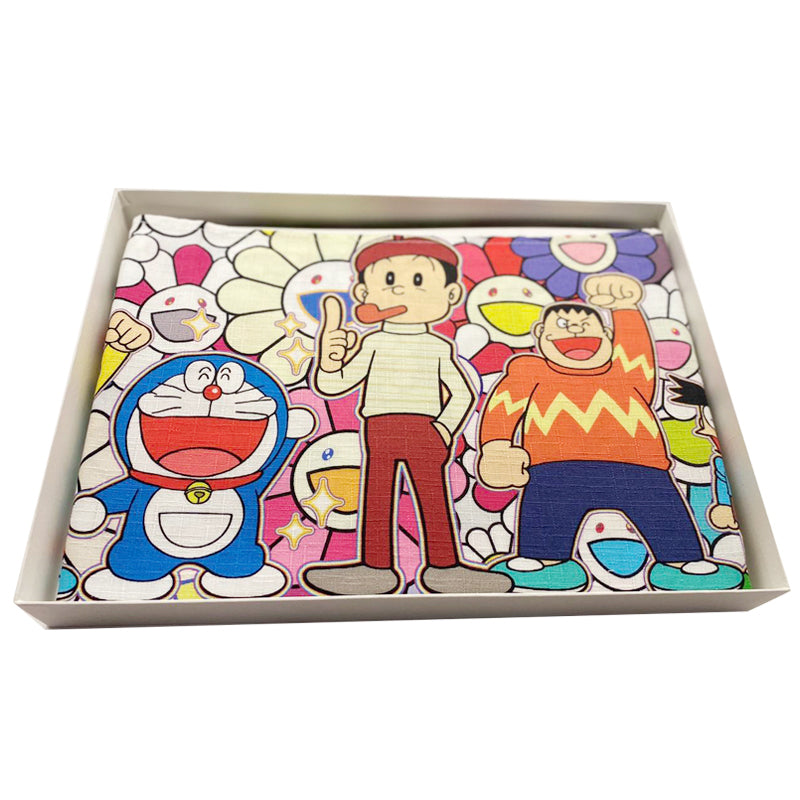 Takashi Murakami  x Doraemon Fabric Cloth (Large)