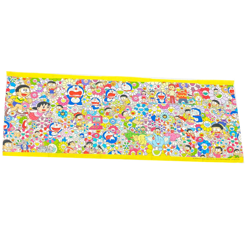 Takashi Murakami  x Doraemon Fabric Cloth