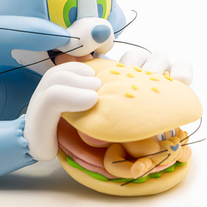 Tom and Jerry Burger Bust - Lagoon Version