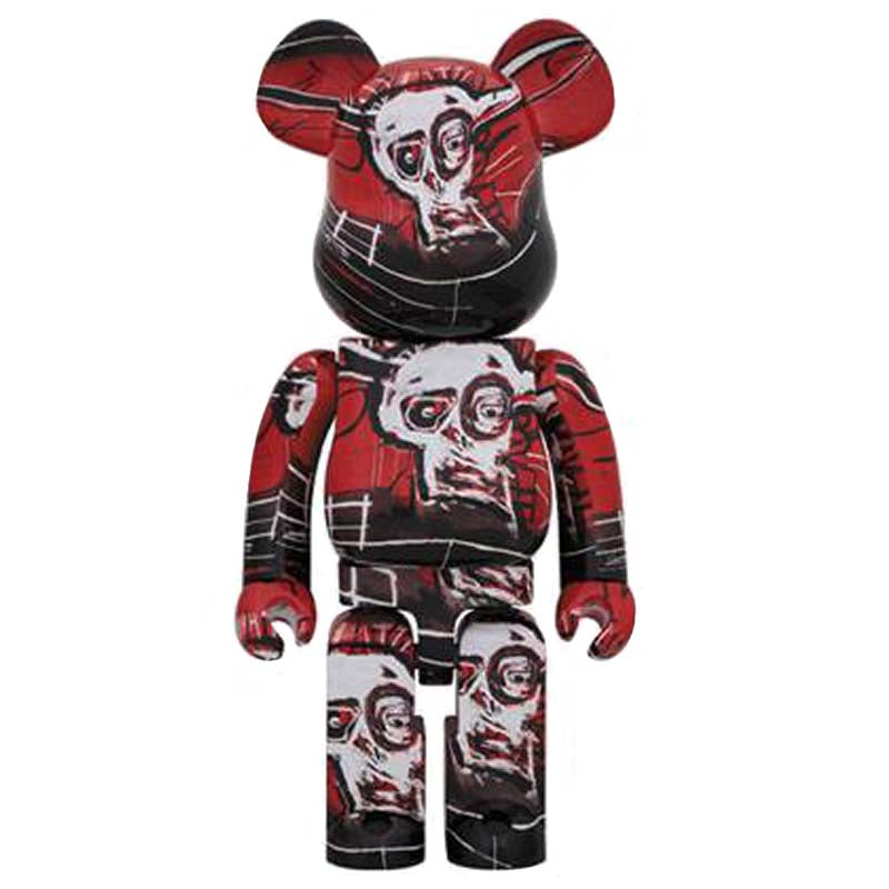 BE@RBRICK Jean Michel Basquiat Vol.5 1000%