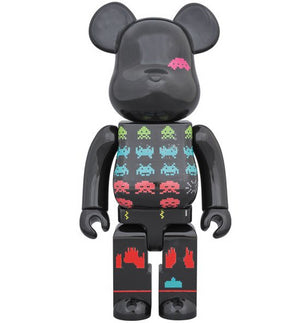 BEARBRICK Space Invaders 400%