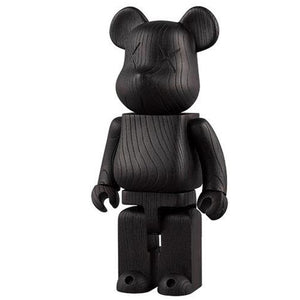 KAWS NexusVII Wooden Bearbrick
