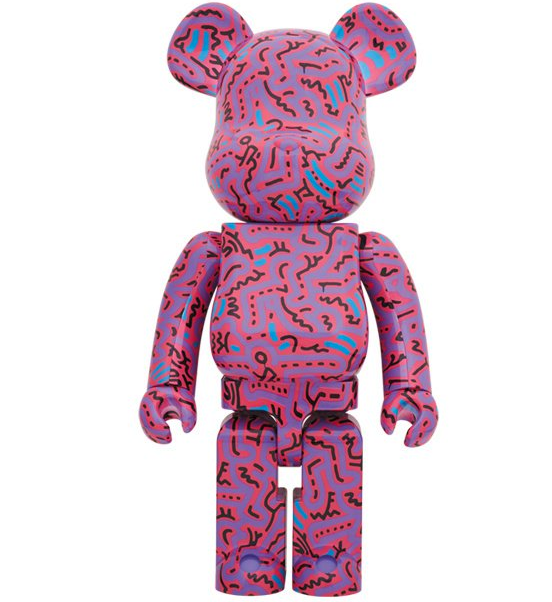 BE@RBRICK Keith Haring Vol.2 1000%