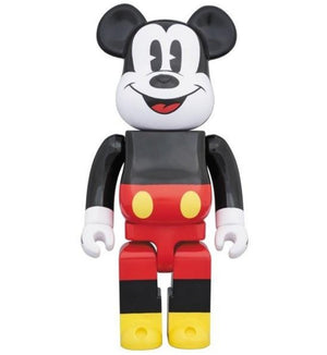 BE@RBRICK Mickey Mouse 400% (2017 version)