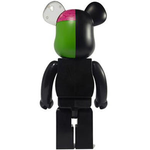 KAWS Black Dissected 1000% Bearbrick
