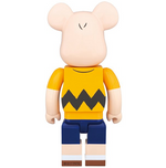 BEARBRICK Charlie Brown 400%