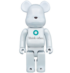 BE@RBRICK 400% i am OTHER