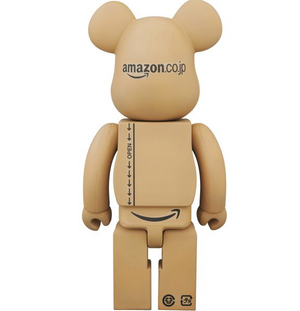BE@RBRICK Amazon.co.jp Ver. 400%