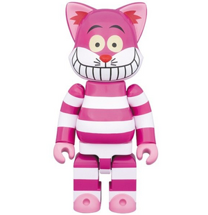 NY@BRICK Cheshire Cat 400%