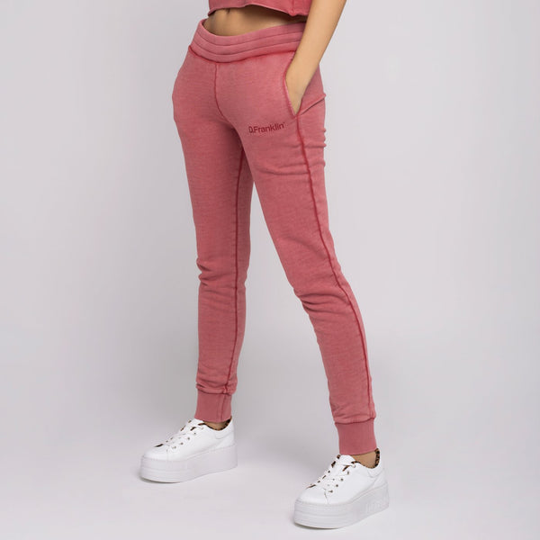 Jogger Basic Bordeaux