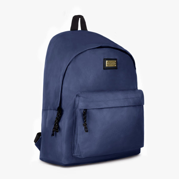 Basic Backpack Navy