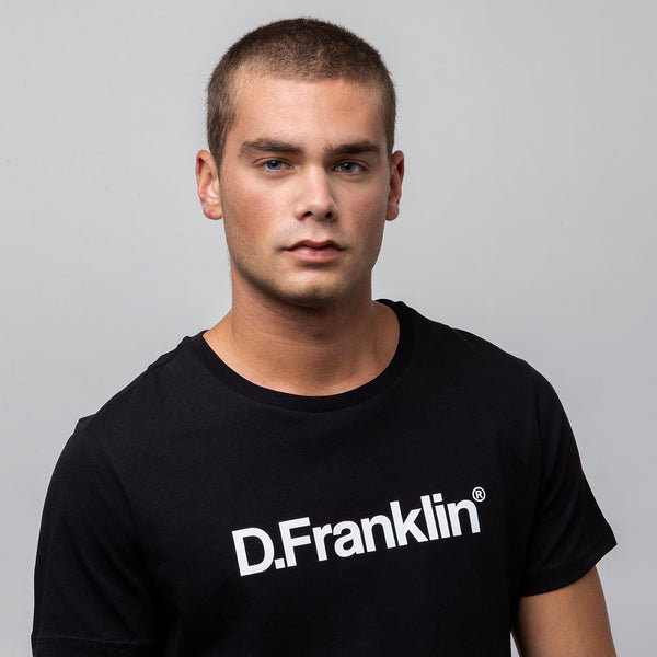 T-shirt DF Log Black