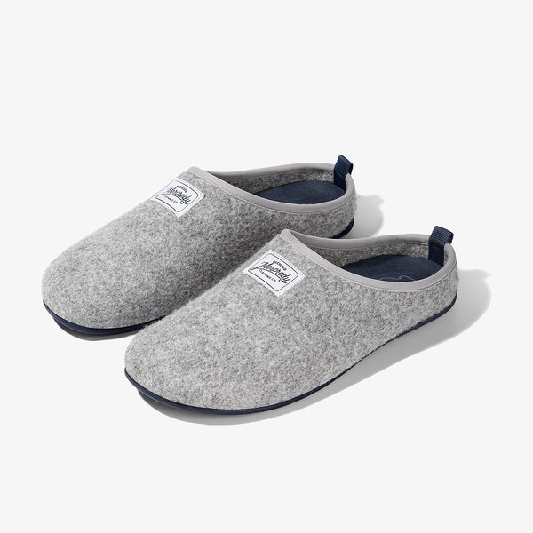Mercredy Slipper Grey / Blue