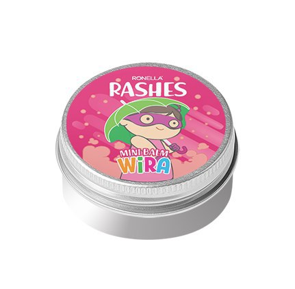 Wira Mini Balm ~ Rashes