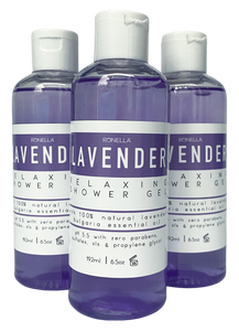 Lavender Relaxing Shower Gel