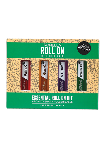 Roll On Blend Oil Set