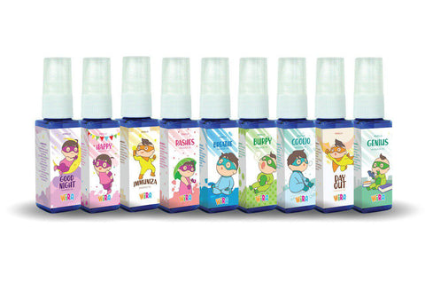 Wira Massage Oil Set