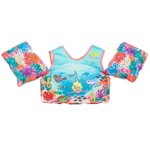 Mermaid Linden Paddle Pals by Body Glove - Reef