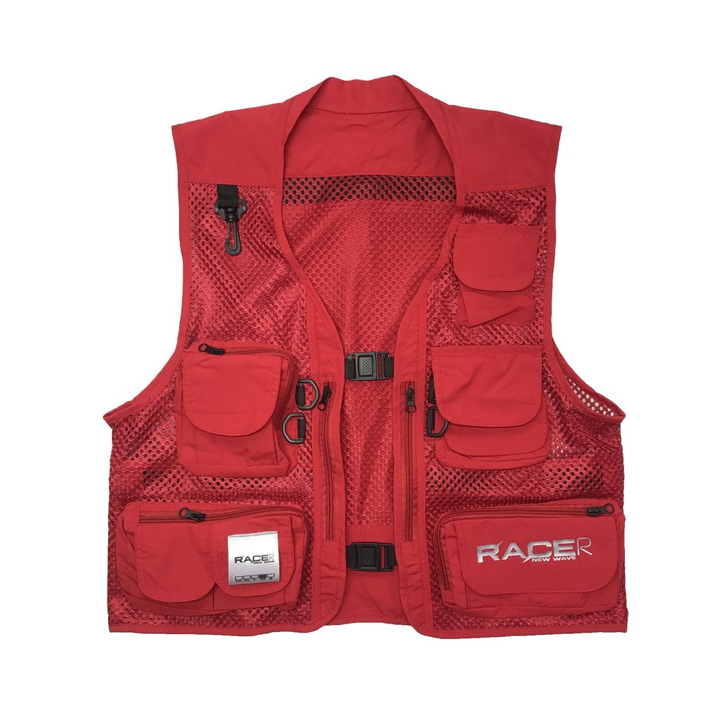 Tactical Vest Red