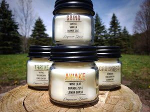 Grind - Organic Soy Candle