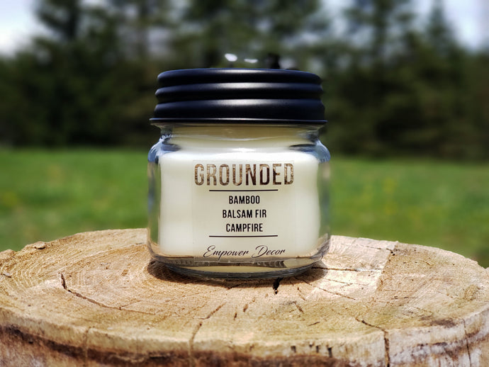Grounded - Organic Soy Candle